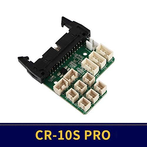 Placa de expansión del módulo de alimentación de la cama de calor Accesorios de la cama de calefacción Módulo alto para la expansión de energía de la impresora 3D CR 10S