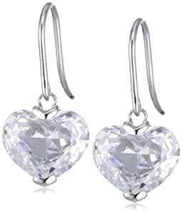 Esprit ESER91167A000  Cubic Zirconia 925 Sterling Silver Earrings