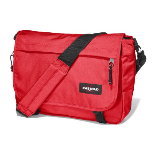 Eastpak Borsa Messenger, unichecks pink (Rosa) - EK07663B raving red