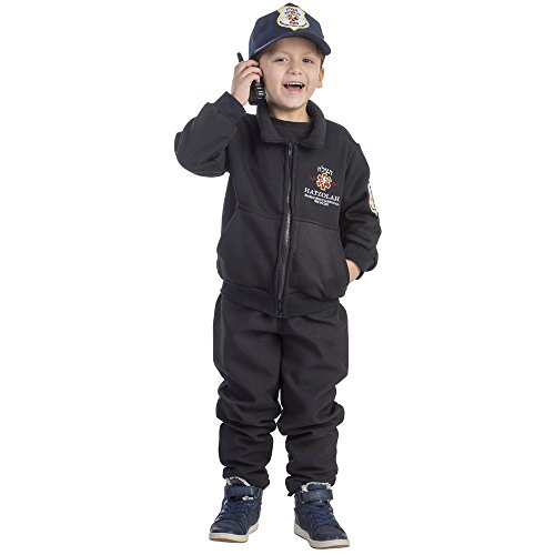 gen Hatzolah EMT Retter Kostüm (Emt Kostüm Kind)