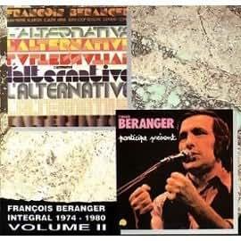 Integral Volume II L'alternative / Participe present.