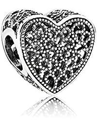 Pandora women's charm 925silver rhodium-plated 791811