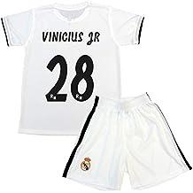 Amazon.es: camiseta real madrid - Blanco