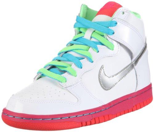 NIKE Dunk High 316604, Chaussures de basketball fille
