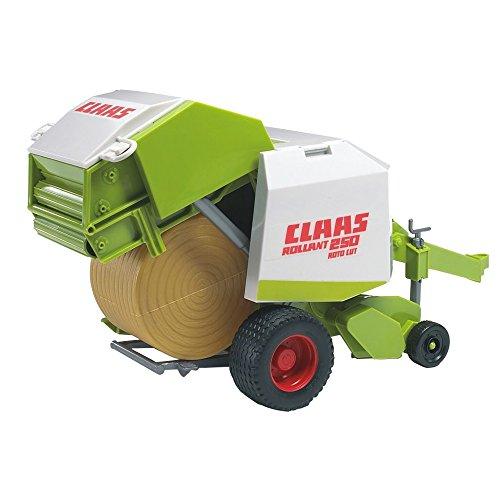 Bruder-02121-Claas-Rollant-250-Rundballenpresse