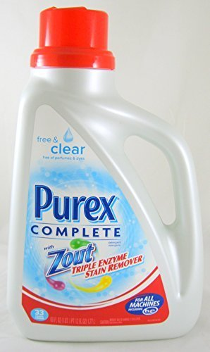 purex-complete-free-clear-with-zout-laundry-detergent-60-fl-oz-by-purex