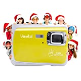 Vmotal GDC5262 Waterproof Digital Camera with 4x Digital Zoom / 8MP / 2