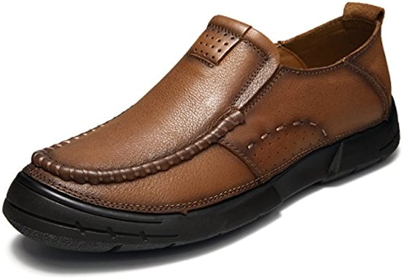 Miyoopark UK XCR9688C  Herren Mokkasins  Braun   Braun   Größe: 38