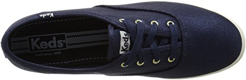 Keds Damen Ch Ox Sneakers Blau (Peacoat Navy)