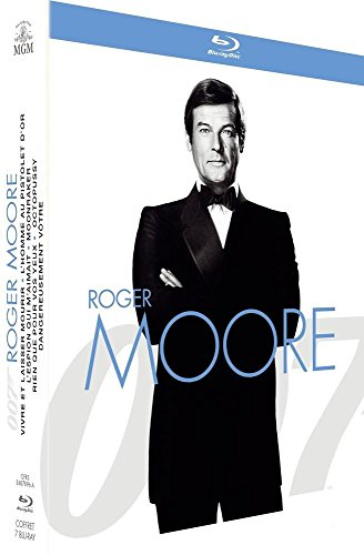 La Collection James Bond - Coffret Roger Moore [Blu-ray]