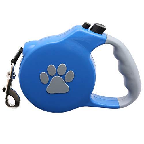 ShunHoo Automatische Nylon Blei einziehbare Haustier Hundeleine für große Hunde, Bulldog Pitbull Walking Laufen Leinen Heimtierbedarf -