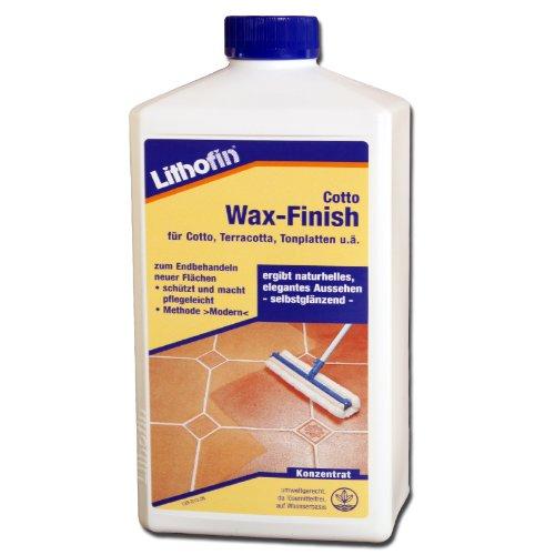Parkett-finish (Lithofin Cotto Wax-Finish 1 Liter)