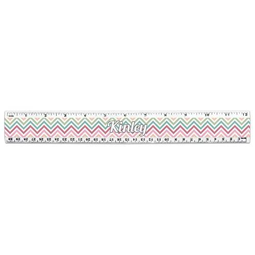 i-love-heart-names-female-k-kena-12-inch-standard-and-metric-plastic-ruler-kinley