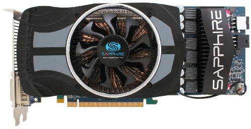 Sapphire Ati Radeon HD4890 Vapor-X Grafikkarte (PCI-e, 1GB GDDR5 Speicher, HDMI, DVI, VGA, 1 GPU) Lite Retail
