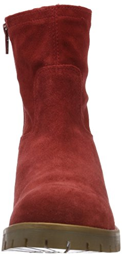 s.Oliver 25433, Bottes Classiques Femme Rouge (Red 500)