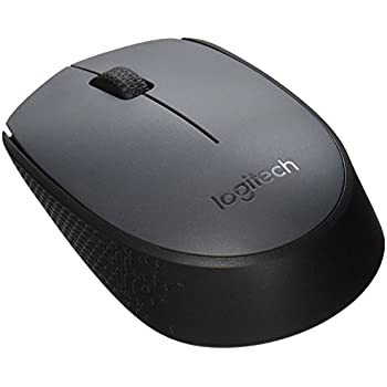 7b9fb75b0ad Amazon.in: Buy Logitech M170 Wireless Optical Mouse (Black) Online ...