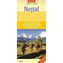 Nepal : 1/1 500 000