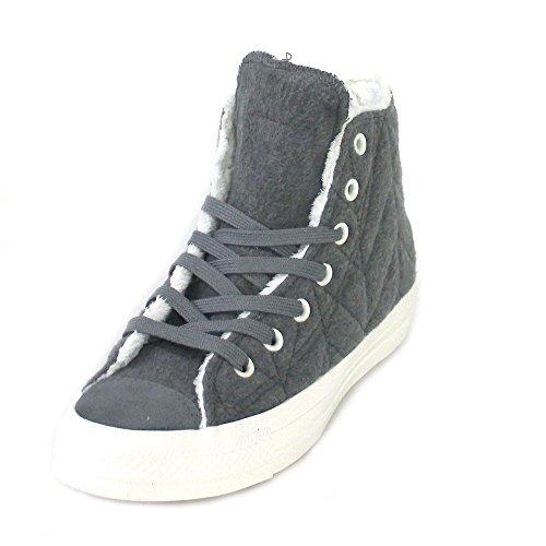 Converse All Star CT Hi charcoal grey/charcoal grey, Größen:39
