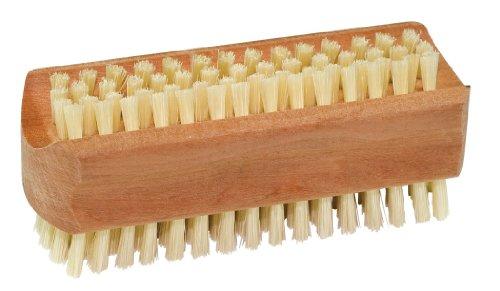 Redecker 621036 Brosse à ongles en bois de poirier