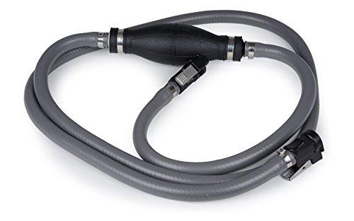 Benzinschlauch mit Pumpball 2m für Außenborder Mercury ab 1998 Treibstoffschlauch Kraftstoffschlauch