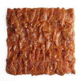 Carré de bœuf - Barbecue/Plancha - Emincé - Emincé de porc calabraise - 500g - Livraison en colis réfrigéré 48h