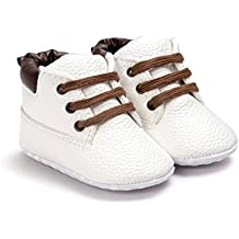 R & V 0–18M infantil Baby Boy zapatillas deportivas zapatos de niña de sintética infantil cálido corto botas 5colores