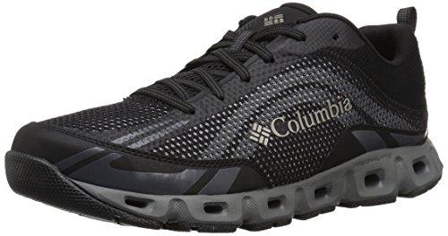 """Columbia Drainmakerâ""""¢ Iv, Scarpe da immersione Uomo, Nero (Black, Lux 010), 42.5 EU"""