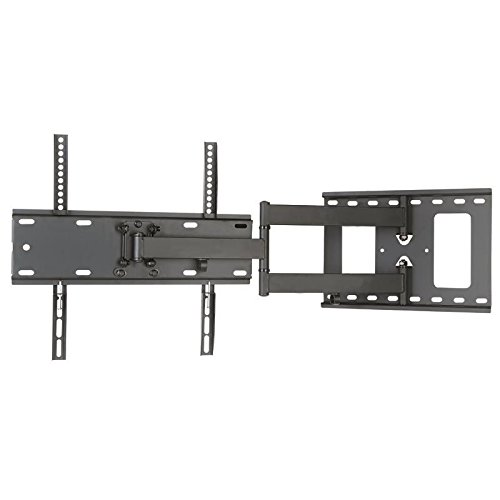 TradeMount Soporte de Pared para TV/Monitor de un Brazo Extensible a 50 cm orientable inclinable 12°...