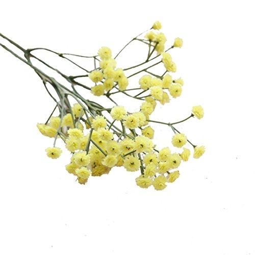Schön Unechte Blumen, Sonnena 65cm Gefälschte Blumen Seide Kunstblume Bridal Bouquet Hochzeit Blumenstrauß Party Garten Blumen-Bouquet Hortensie Dekoration Wohnaccessoires ()