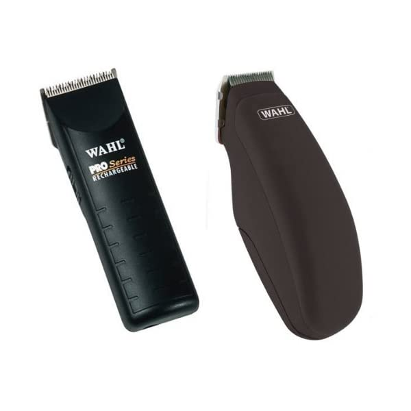 Wahl Pro Series Rech Dog Clipper Kit with Trimmer 1