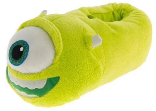 Kids Boys Girls Slippers MONSTERS INC Gift Novelty Slippers Sz Size 11 12 13 1 2