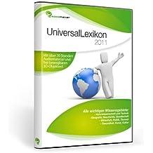 Universal Lexikon 2011 [Importación alemana]