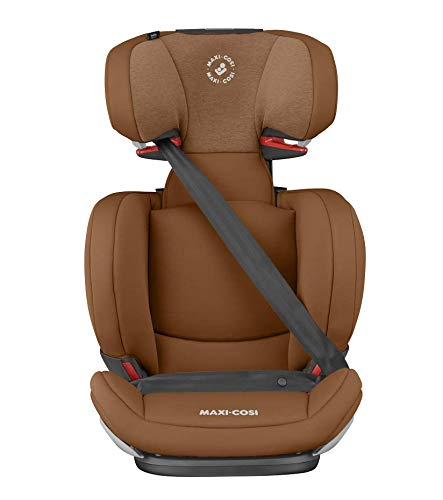 Maxi-Cosi RodiFix AirProtect Child Car Seat, Isofix Booster Seat, Cognac, 15-36 kg Maxi-Cosi Booster car seat for children from 15-36 kg (3.5 to 12 years) Grows along with your child thanks to the easy headrest and backrest adjustment from the top Patented air protect technology for extra protection of child's head 11