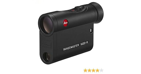 Leica 7x24 rangemaster crf 1600 r laser rangefinder 2016 2017