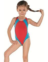 Mädchen Schwimmanzug Badeanzug Schwimmer Sport SD009