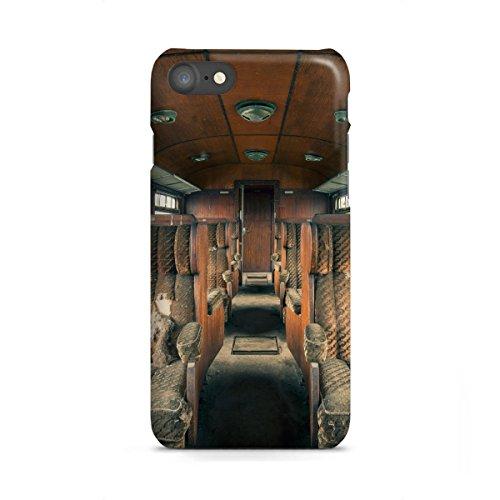 artboxONE Apple iPhone 7 Premium-Case Handyhülle Holzklasse von Michael Schwan