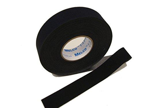 Melco T-5000 Adhesivo termofusible Seam Tape Sellado - Nylon Jersey respaldo. Disponible en Negro (20 mm). T-5000 de la cinta de la costura de fusión en caliente es adecuado para una amplia gama de aplicaciones, pero es más comúnmente utilizado en la...