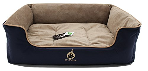 on-pawsr-sleep-well-lounger-5-sizes-2-colours-dark-blue-dog-bed-size-l-80-x-65-cm