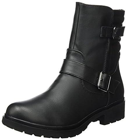 Tamaris Damen 25009 Stiefel, Schwarz (Black), 42 EU