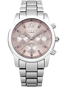 Lipsy Damen-Armbanduhr Analog Quarz LP390