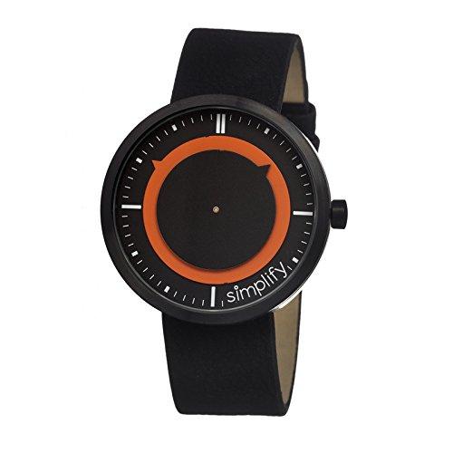 simplify-sim0703-orologio-da-polso-cinturino-in-pelle-colore-nero