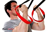Variosling Sling Trainer Modell 2017 inkl. Schlingentrainer DVD, Türanker, Übungsgposter - Made in Germany -