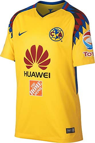 quality design ba88b 8bc38 Nike Youth Club America 2018 Stadium Third Jersey- Yellow YL
