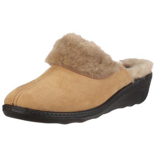 Romika 60002 94 201 Romilastic 306, Pantofole donna Beige (Elfenbein (natur))