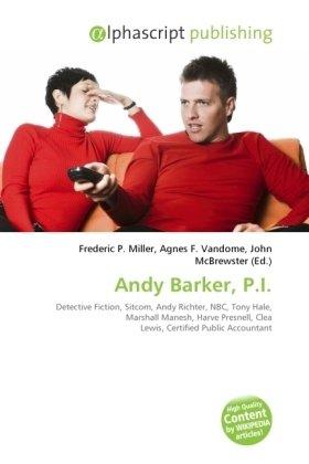 Andy Barker, P.I.