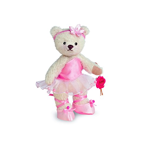 Teddy Hermann 11704 Ballerina rosa 13 cm