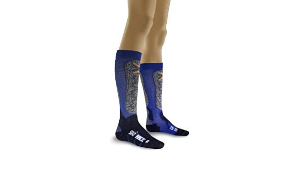 47be8c1b69 X-Socks Ski Race Junior, Calze Funzionali Unisex Bambini: Amazon.it:  Abbigliamento
