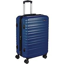 """AmazonBasics Hardside Suitcase with Wheels, 24"""" (61 cm)"""