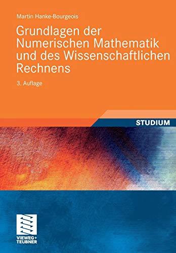Grundlagen der Numerischen Mathematik und des Wissenschaftlichen Rechnens