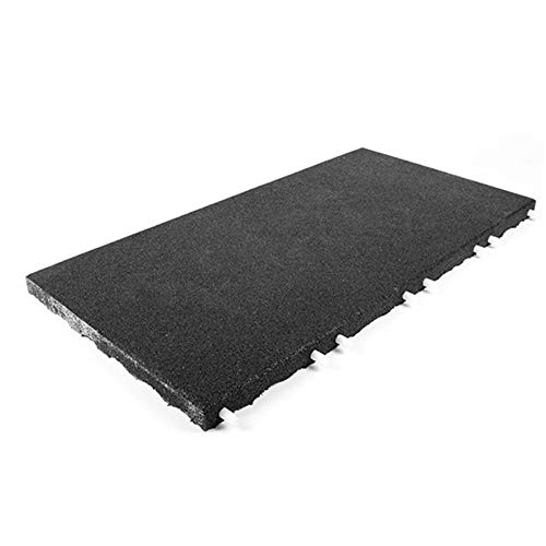 Stallmatte schwarz 100x50x4cm | Stallmatten | Gummimatten | Technikplaza GmbH